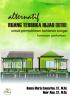 Alternatif Ruang Terbuka Hijau Untuk Permukiman Bantaran Sungai Kawasan Perkotaan